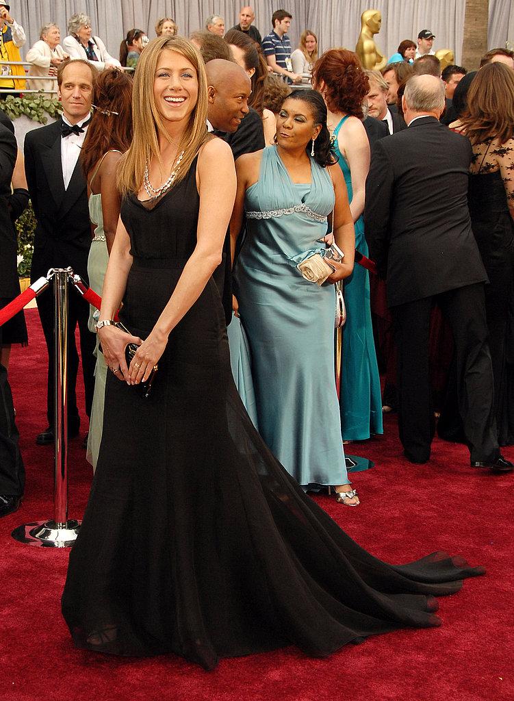 Jennifer Aniston at the 2006 Academy Awards