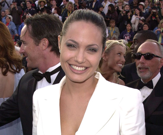 2001: Angelina Jolie