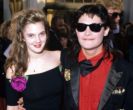 1989: Drew Barrymore