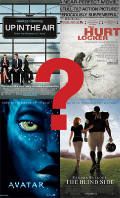 How Many of the Best Picture Nominees Have You Seen?