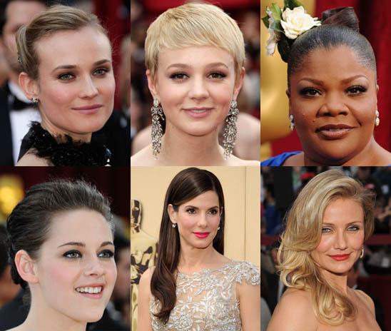Best Oscars Hair Poll