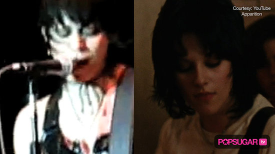 Kristen Stewart Singing Joan Jett's Songs