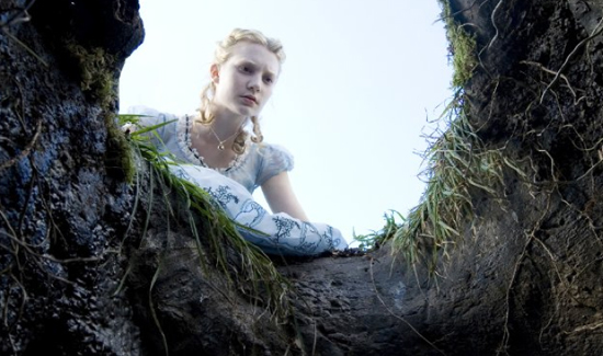 Alice in Wonderland Is No. 1 at the Box Office for the Third Week, The Runaways Comes In No. 18