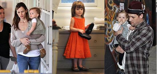 Celebrity Babies Wear Bonpoint