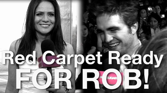 Red Carpet Ready for Robert Pattinson! Beauty Makeover for Remember Me Premiere