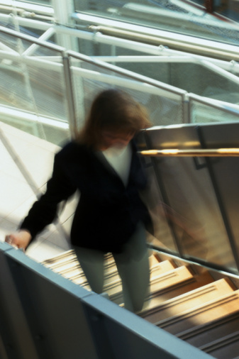 Take the Stairs at Work For Exercise