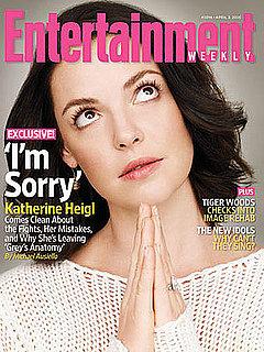Katherine Heigl Leaving Grey's Anatomy to Focus on Family