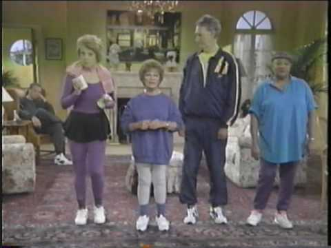 The Estelle Getty Exercise Video Found