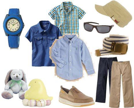 Easter Outfit for Boys