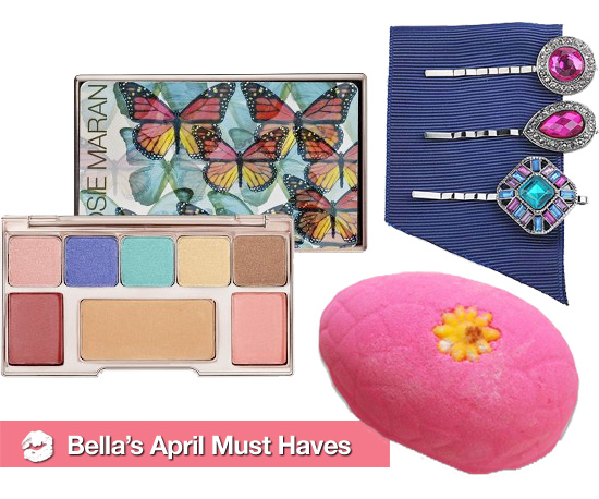 Beauty Must Haves For April