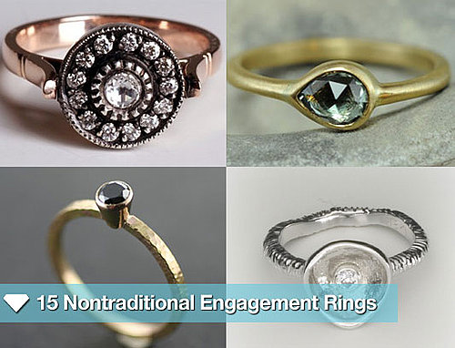 Unique Engagement Rings