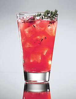 Raspberry-Thyme Smash Recipe