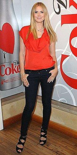 Heidi Klum Look #2