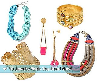 Sugar Shout Out: 10 Spring Jewelry Finds You Need Now!