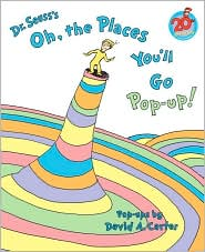 Oh, the Places You'll Go Pop-Up, Dr. Seuss