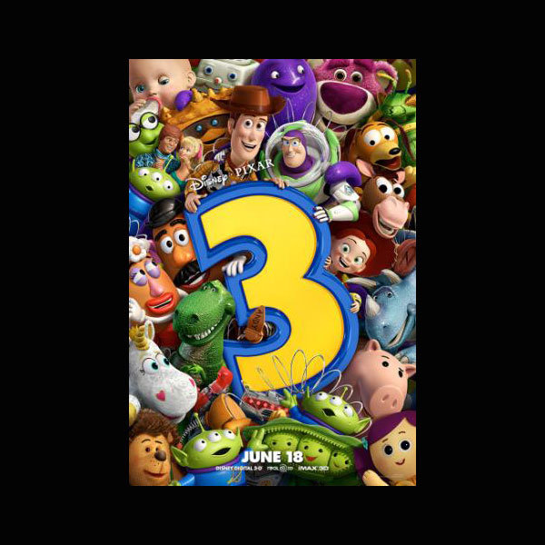 Toy Story 3 — June 18