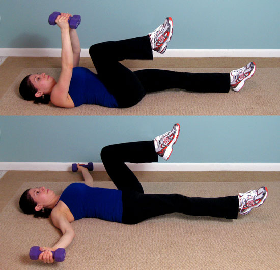 How to Tone Abs and Arms
