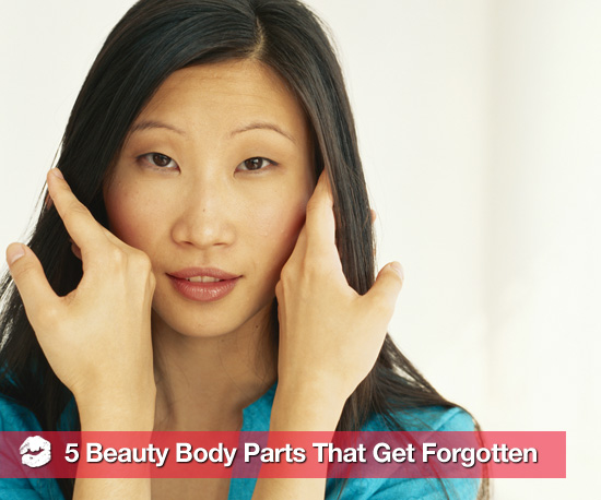 Body Parts We Forget to Groom