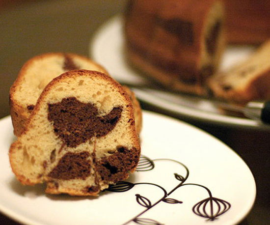 Recipe of the Day: Marbled Coffee Cake