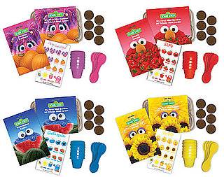 Sesame Street Gardening Kits for Kids