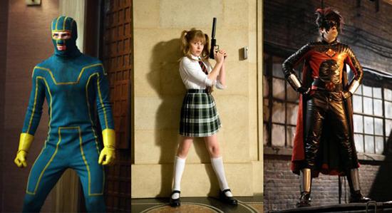 Sequel Details Revealed in Interview With Kick-Ass Stars Aaron Johnson, Chloe Moretz, Clark Duke and Christopher Mintz-Plasse