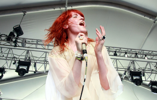 hospital beds florence and the machine