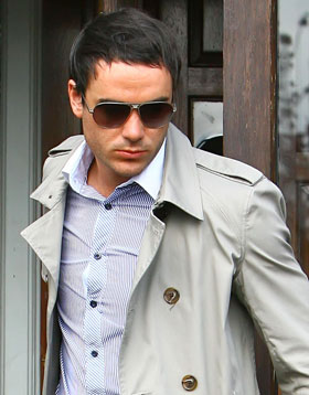 Photo of Jack Tweed Who Was Found Not Guilty of Rape Today After Jury Spent Fifteen Minutes Considering Verdict