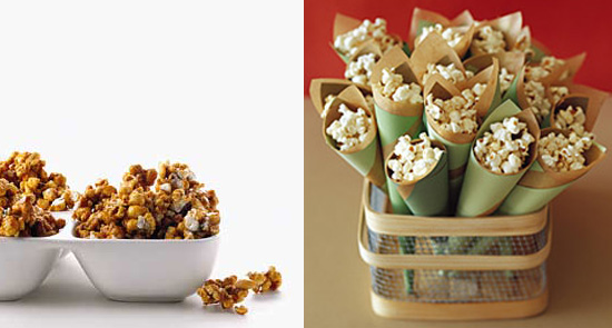 Sweet and Savory Recipes For Popcorn