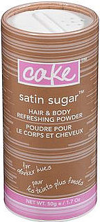Cake Beauty Satin Sugar Hair & Body Refreshing Powder For Darker Hues Sweepstakes Rules