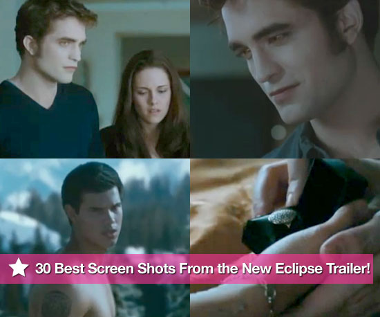 30 Best Screen Shots From the New Eclipse Trailer!