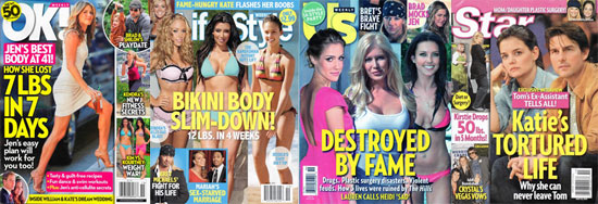 Which Magazine Will You Be Picking Up This Weekend? 2010-05-02 08:00:00