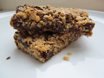 Gwyneth Paltrow's Homemade Granola Bars