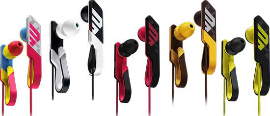 Sony Qlasp Earphones