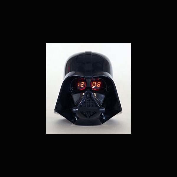 Set Your Clock to Darth Vader Time