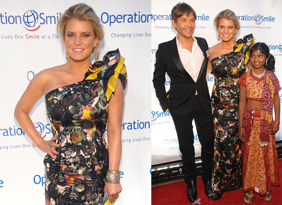 Pictures of Jessica Simpson at Operation Smile Gala in NYC 2010-05-09 16:30:46