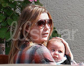 Ellen Pompeo Says No Junk Food For Daughter Stella