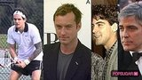 New Video of John Mayer Playing Tennis, Jude Law and Sienna Miller Engagement News, and George Clooney Hairstyles 2010-05-06 14:30:31