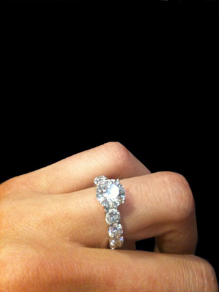 Wedding's Called Off: Would You Keep the Ring?