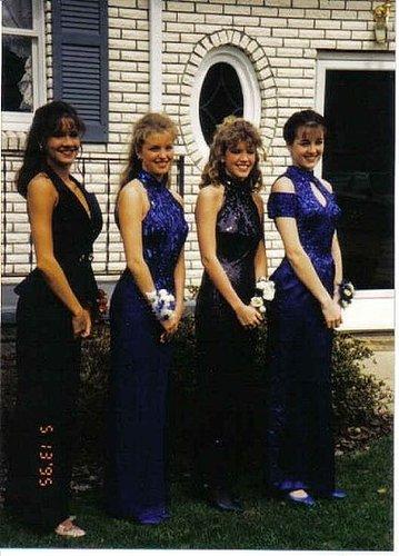 Prom in Ohio, 1995