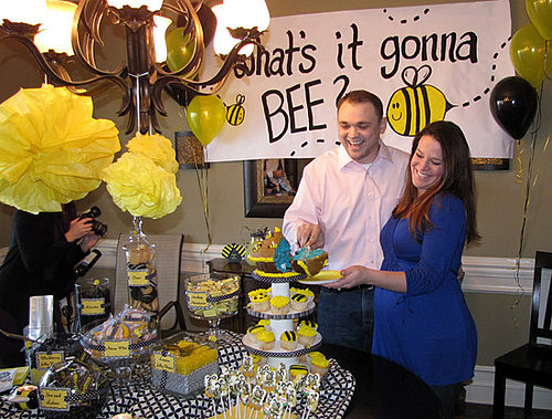 What's It Going to Bee: Party Announces Baby's Sex