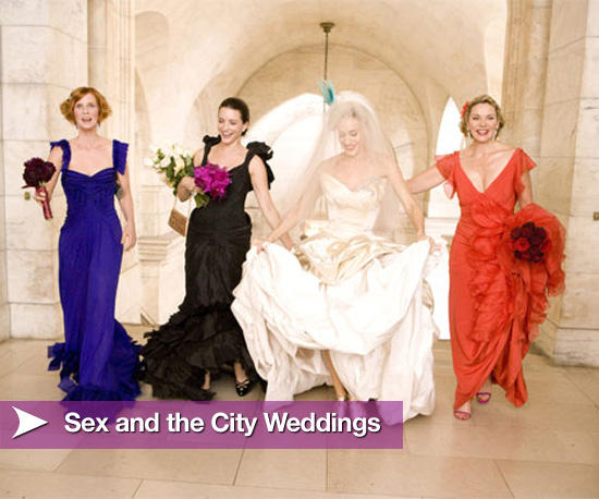 Sex and the City Weddings