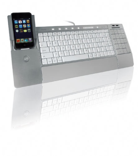 iHome iConnect Media Keyboard