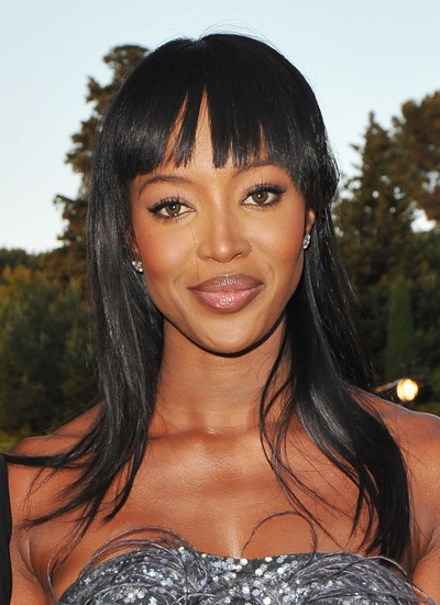 Naomi Campbell at amfAR's Cinema Against AIDS Gala