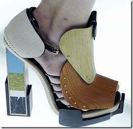 Ballenciaga F/W 2010 Shoe Collection