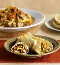 Mu Shu Pork Recipe