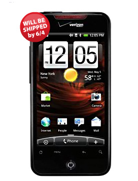 Demand For the HTC Droid Incredible Exceeds Verizon's Supply