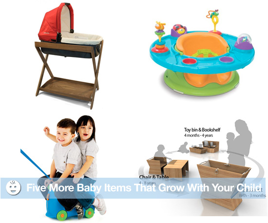 Multifunctional Baby Products