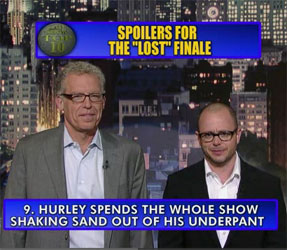 Damon Lindelof and Carlton Cuse Reveal Top 10 Spoilers From the Lost Series Finale