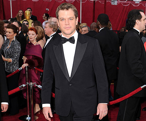 18. Matt Damon