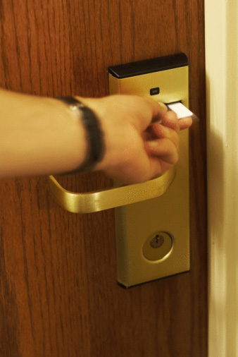 Unlock Your Hotel Room With Your Phone